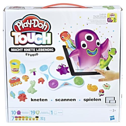 Hasbro Play-Doh E0042EU4 Kleiner Eissalon Knete