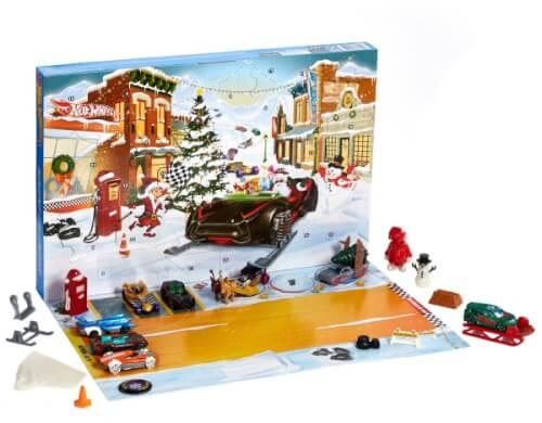 Mattel Adventskalender