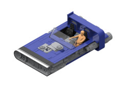 Revell 06769 Modellbausatz Star Wars Han Solo