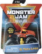 Spin Master Monster Jam Single Pack 1:64
