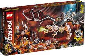 LEGO® NINJAGO 71721 Drache des Totenkopfmagiers