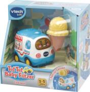 Vtech 80-119684 Tut Tut Baby Flitzer - Special Edition Eiswagen, ab 12 Monate - 5 Jahre, Kunststoff