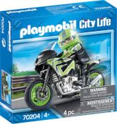 PLAYMOBIL 70204 Motorradtour