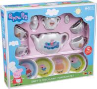 PEP PEPPA PIG, Porzellan- Kaffee-Set, ab 3 Jahren