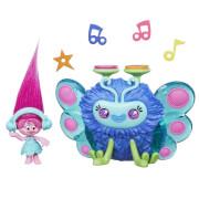 Hasbro B9885EU4 Trollstadt Poppy mit Käferpult