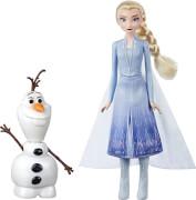 Hasbro E5508100 Disney Die Eiskönigin 2 Magischer Spielspaß mit Elsa & Olaf