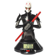 AMIGO 10290 Spin Master Star Wars Lightsaber Clock