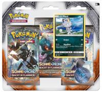 Pokémon Sonne & Mond 03 3-Pack Blister