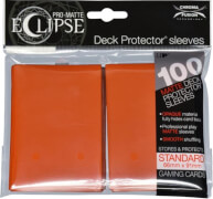 Ultra Pro Pumpkin Orange PRO-Matte Eclipse