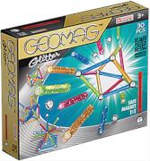 Geomag Glitter 30 - Magnet-Konstruktions-Set, 30-teilig, Kunststoff/Metall