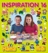 HAMA Bügelperlen Midi - Buch Inspiration Nr. 16