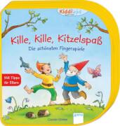 Görtler, Carolin: Kiddilight  Kille, kille, Kitzelspaß  Die schönsten Fingerspiele
