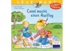 Lesemaus - Band 136: Conni macht einen Ausflug, Taschenbuch, 24 Seiten, ab 3 Jahre