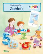 Carlsen Clever: Meine ersten Zahlen, Pappbilderbuch, ab 5 Jahre