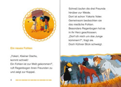 Ravensburger 24865 Leselernstars Yakari: Feuerpfeil