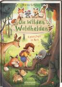 Die wilden Waldhelden Kaninchen in Not
