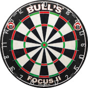 Bull's Focus Bristle Dartboard