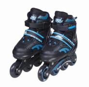 New Sports Inliner Blau, ABEC 7, Größe 31 - 34