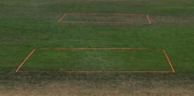Speedbadminton Spielfeld ''Court Lines''