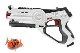 Jamara 410065 - Impulse Laser Bug Hunt Set