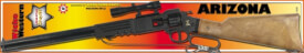8er Gewehr Arizona, 64 cm, Tester
